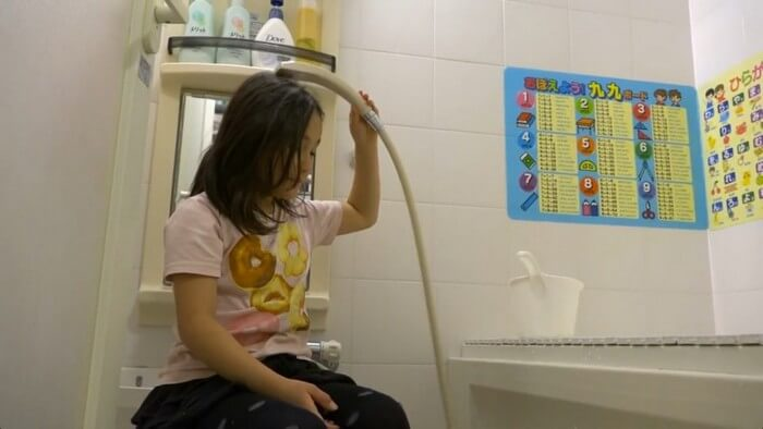 10 cool ideas spied in the Japanese bathroom  A PHOTO  VIDEO