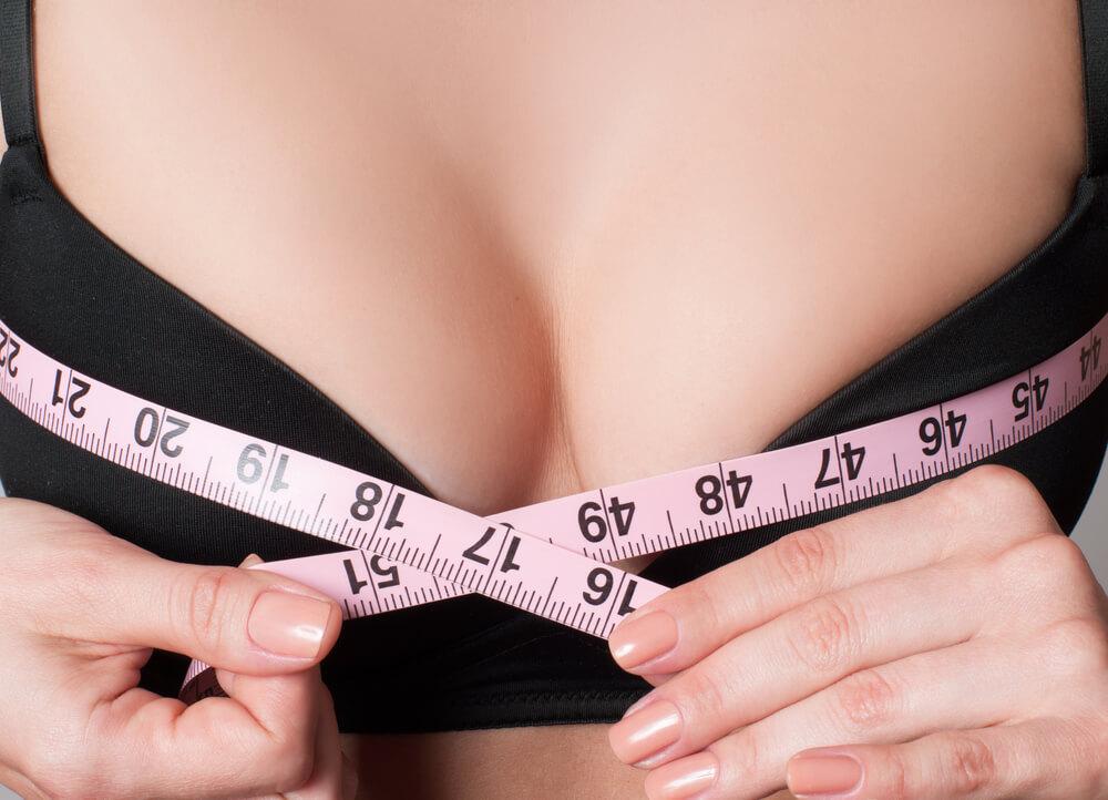 Похудеть так чтобы грудь осталась