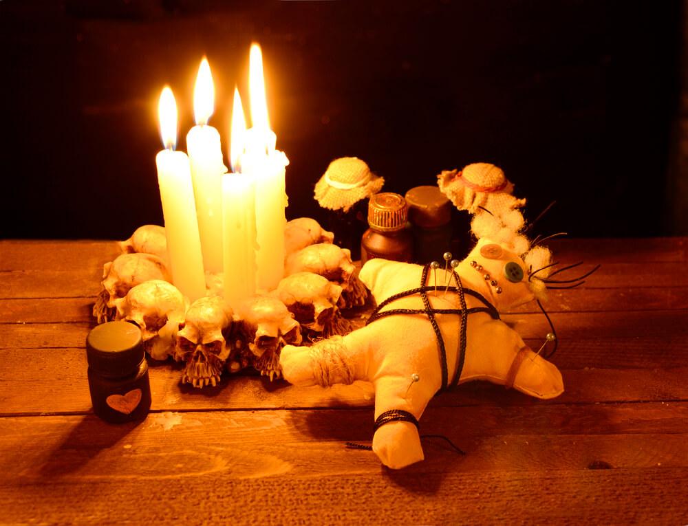 как сделать ритуал вуду на фото практичные идеи созданию