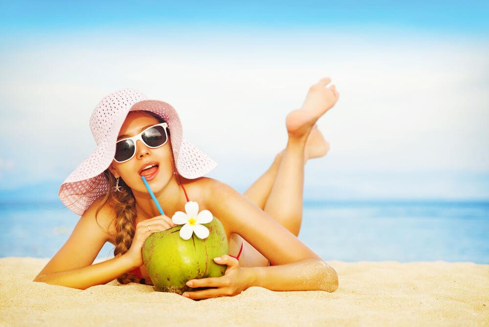12f4b4a61081 Как хорошо выглядеть на пляже? - Woman.ForumDaily