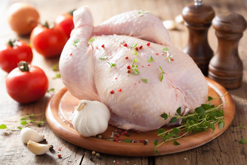 Картинки по запросу курица сырая